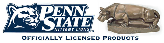 Officially Licensed Nittany Lion Products